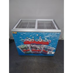Dots Chest freezer Manual Defrost 330 L