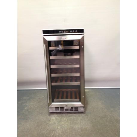 Delongi Wine Cooler fridge Frost Free 30 BTL